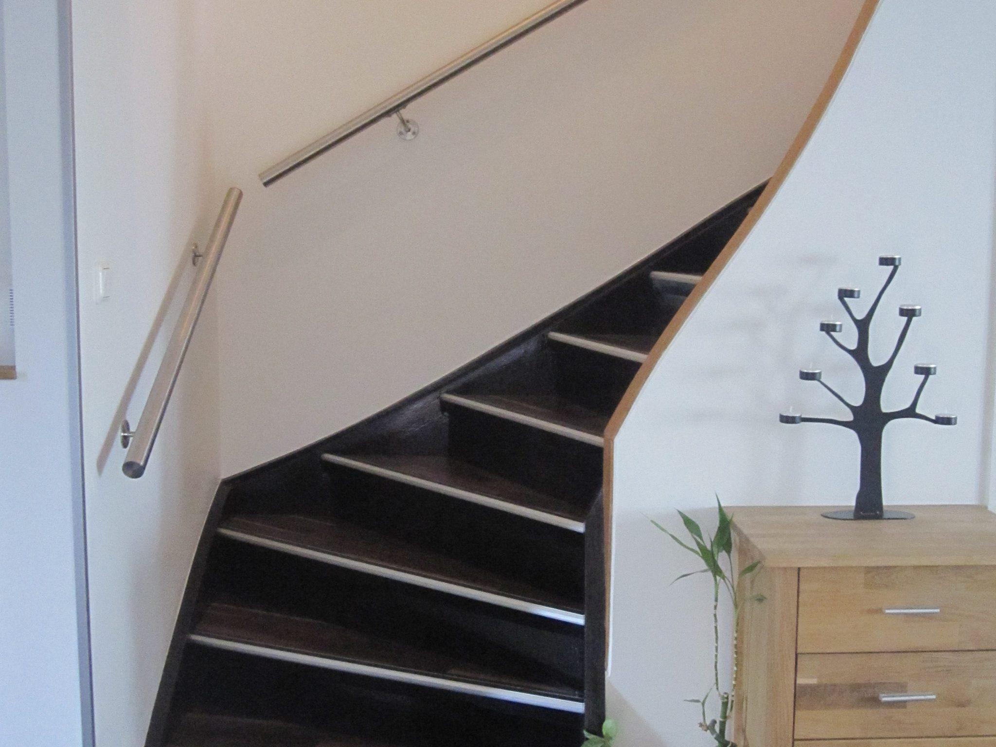 Håndløper trapp